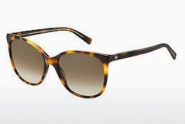 Ophthalmic Glasses Tommy Hilfiger TH 1448/S 9UO/J6 - Yellow, Brown, Havanna