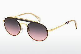 Ophthalmic Glasses Tommy Hilfiger TH 1513/S 001/FF - Yellow, Gold