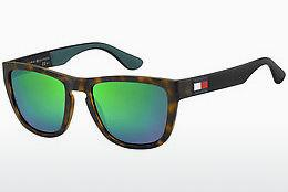 Ophthalmic Glasses Tommy Hilfiger TH 1557/S PHW/Z9 - Green, Brown, Havanna