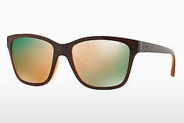 Ophthalmic Glasses Vogue VO2896S 2279R5 - Brown, Transparent, Orange