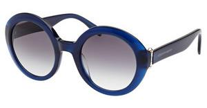 Alexander McQueen AM0002S 003 BLUEBLUE