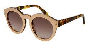 Stella McCartney SC0046S 003 BROWNGOLD