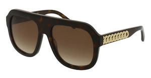 Stella McCartney SC0065S 002 BROWNHAVANA