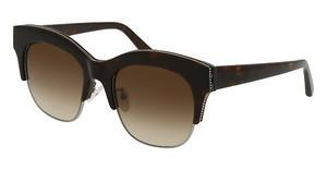 Stella McCartney SC0075S 004 BROWNAVANA