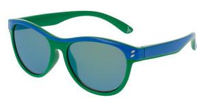Stella McCartney SK0004S 005 GREENGREEN