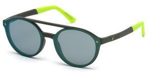 Web Eyewear Sonnenbrille » WE0184«, blau, 91W - blau/blau