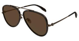 Alexander McQueen AM0173S 005 BROWNBROWN