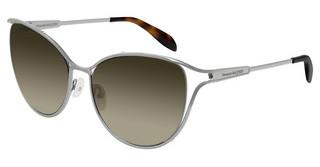 Alexander McQueen AM0194S 003 GREENRUTHENIUM