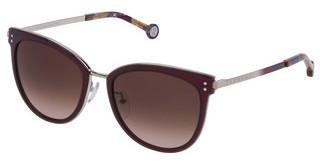 Carolina Herrera SHE102 0579 BROWN GRADIENT PINKPALLADIO LUCIDO TOTALE