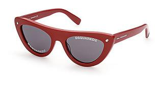 Dsquared DQ0375 66A graurot glanz