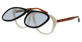 Gucci GG0087S 001 LIGHT BLUEHAVANA