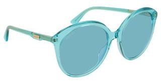 Gucci GG0257S 003 LIGHT BLUELIGHT-BLUE