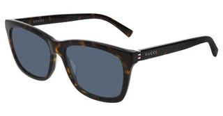 Gucci GG0449S 003 LIGHT BLUEHAVANA
