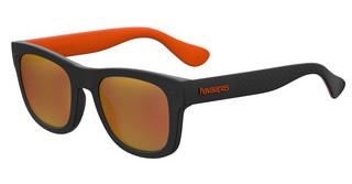 Havaianas PARATY/L 8LZ/UW ORANGE FLASH MLBLCK ORNG