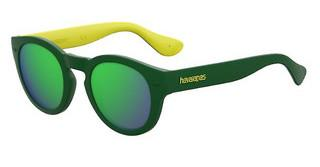 Havaianas TRANCOSO/M GP7/Z9 GREEN MULTILAYEGREEN YELL