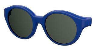 Sunglasses Child Polaroid Authentic Pld 8029//S Blue Polarized Pjp M9