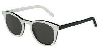 Saint Laurent SL 28 035 GREYWHITE