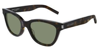 Saint Laurent SL 51 SMALL 002 GREENHAVANA