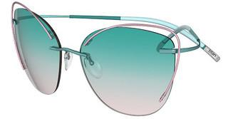 Silhouette 8163 5040 TEAL-ROSE