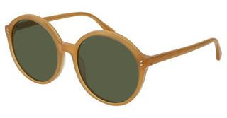 Stella McCartney SC0084S 004 GREENYELLOW