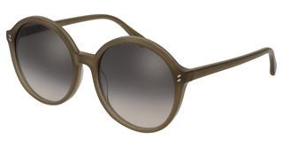 Stella McCartney SC0084S 005 SILVERBROWN