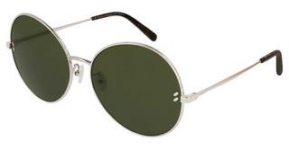Stella McCartney SC0087S 003 GREENSILVER