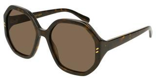 Stella McCartney SC0117S 002 BROWNHAVANA