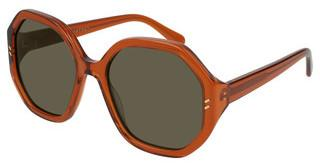 Stella McCartney SC0117S 004 GREENORANGE