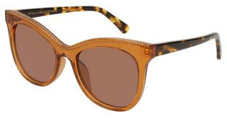 Stella McCartney SC0129S 002 BROWNORANGE