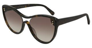Stella McCartney SC0154S 002 BROWNHAVANA