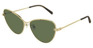 Stella McCartney SC0157S 001 GREENGOLD