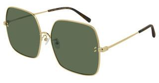 Stella McCartney SC0158S 001 GREENGOLD