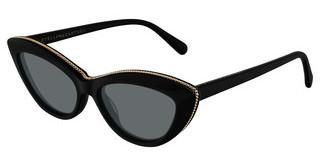 Stella McCartney SC0187S 001 SMOKEBLACK