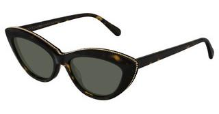 Stella McCartney SC0187S 002 GREENHAVANA