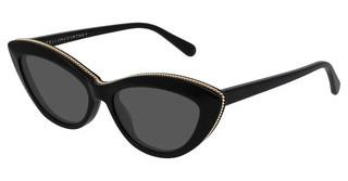Stella McCartney SC0187S 005 SMOKEBLACK