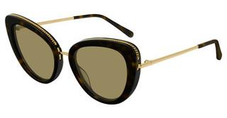 Stella McCartney SC0189S 002 GREENHAVANA
