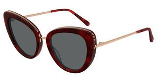 Stella McCartney SC0189S 003 SMOKEHAVANA