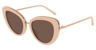 Stella McCartney SC0189S 004 BROWNPINK