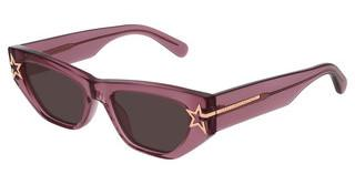 Stella McCartney SC0209S 003 VIOLETBURGUNDY