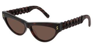 Stella McCartney SC0235S 002 BROWNHAVANA