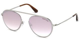 Tom Ford FT0599 16Z verspiegeltpalladium glanz