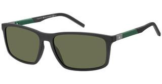 Tommy Hilfiger TH 1650/S 003/QT GREENMTT BLACK
