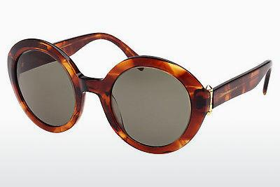 Ophthalmic Glasses Alexander McQueen AM0002S 002 - Brown, Havanna
