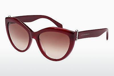 Ophthalmic Glasses Alexander McQueen AM0003S 004 - Red