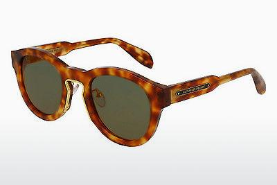 Ophthalmic Glasses Alexander McQueen AM0046S 003 - Brown, Havanna