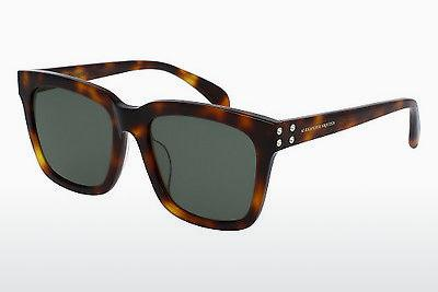 Ophthalmic Glasses Alexander McQueen AM0064SK 003 - Brown, Havanna