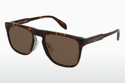 Ophthalmic Glasses Alexander McQueen AM0078S 002 - Brown, Havanna