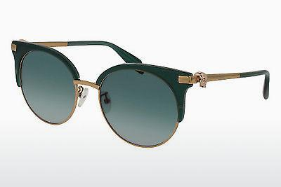 Ophthalmic Glasses Alexander McQueen AM0082S 004 - Green