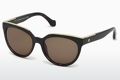 Ophthalmic Glasses Balenciaga BA0020 56F - Brown, Havanna