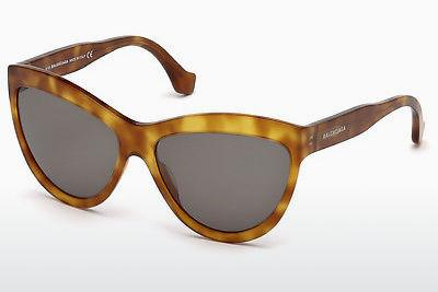 Ophthalmic Glasses Balenciaga BA0090 53N - Havanna, Yellow, Blond, Brown
